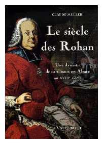 Les Rohan Siecle-des-rohan