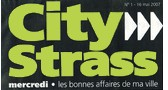Logo de City Strass